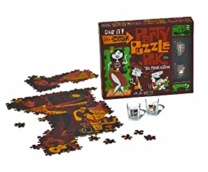 Derek Party Puzzle Pack-Tiki Freak