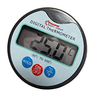Digital Meat Thermometer By Freconn - Wireless, Instant Read Cooking Thermometer - Easy to... by Freconn Food Thermometers