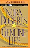 Genuine Lies Nora Roberts