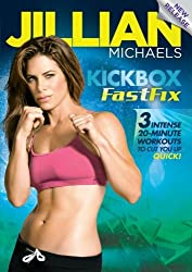 Jillian Michaels Kickbox FastFix