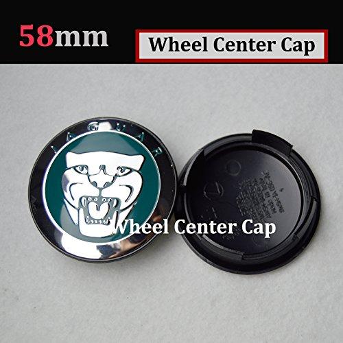 hanway-4-x-58mm-green-cap-jaguar-alloy-wheel-center-caps-jaguar-emblem-badge-for-xj-xjr-xj6-xf-x-s-t
