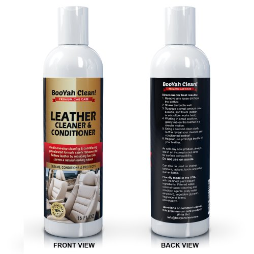 Leather Cleaner Amp Conditioner By Kevianclean Auto