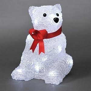 Welcome to memespp com for Animated polar bear christmas decoration