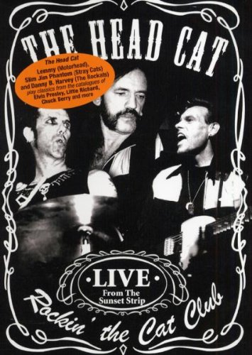 The Head Cat - Rockin At The Cat Club [Edizione: Regno Unito]