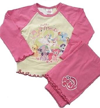 My Little Pony Little Girl's Pyjamas 18-24 Months Pink