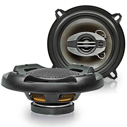 Renault-Clio-2-Lautsprecher-fr-Tren-vornehinten-3Trer-Seitenheck-von-Upgrade-130mm