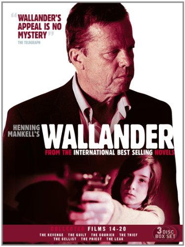 Wallander Collected Films 14-20 [DVD]