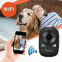 Sunco® DREAM WI-FI Wireless Waterproof HD 1080P Sports Action Video Camera with Mini LCD + 16 GB Card (Black With WIFI)