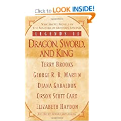 Legends II: Dragon, Sword, and King by Robert Silverberg