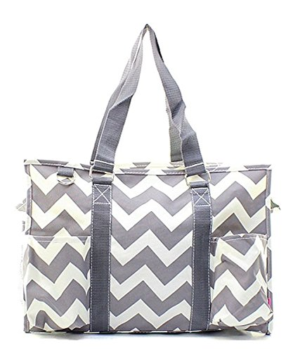 n-gil-all-purpose-organizer-medium-utility-tote-bag-chevron-grey-grey