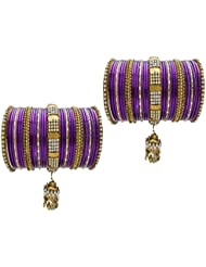Jamuni Bridal Chura Wedding Bangles Chuda By My Design(size-2.8)