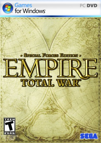 Empire Total War: Special Forces Edition