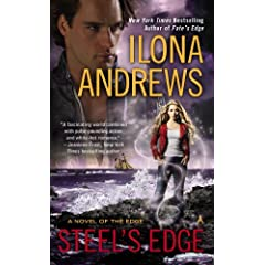 Steel's Edge (The Edge, Book 4) by Ilona Andrews