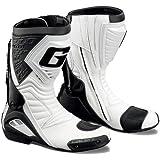 GAERNE(ガエルネ) レーシングブーツ G-RW / ジーアールダブル ホワイト 26.0cm 【総輸入元:ジャペックス】