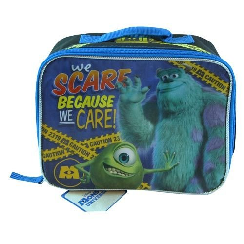 Lunch Bag - Disney - Monster University - We Scare Because We Care - 1