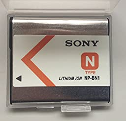 Sony NP BN1 - camera battery - Li-Ion (NPBN1)