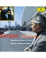 Tchaikovsky: Symphonies Nos.4, 5 & 6 (2 CDs)