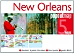New Orleans PopOut Map (Popout Maps)
