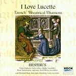 """Hesperus:  """"I Love Lucette"""" -"""