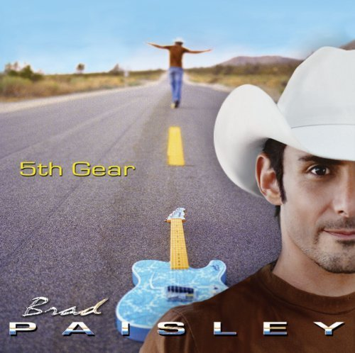 5th Gear by Brad Paisley (2008) Audio CD (Brad Paisley 5th Gear compare prices)