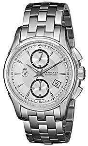 Hamilton Men's H32616153 Jazzmaster Chronograph Watch