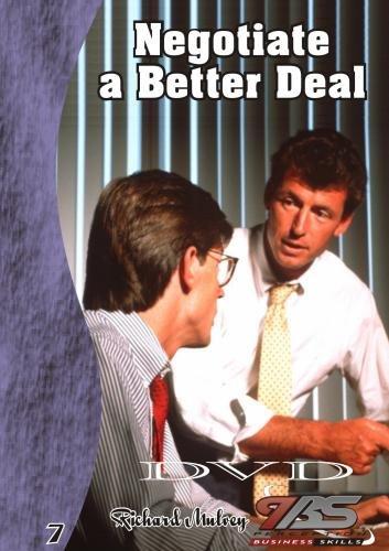 07 - Negotiate a Better Deal