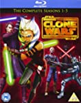 Star Wars Clone Wars - Season 1-5 [Bl...