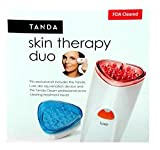 Tanda Skin Therapy Duo Clear Acne Light + Luxe Skin Rejuvenation Light