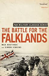 Battle for the Falklands (Pan Military Classics) (English Edition)