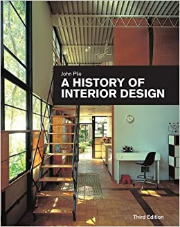 Flip to back flip to front for Interior design history books