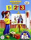 Catholic Book Publishing Corp Learn to Write: Catholic 1,2,3 [With Dry Erase Marker] (St. Joseph Activity Books)
