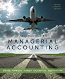 Introduction to Managerial Accounting with Connect with Smartbook PPK