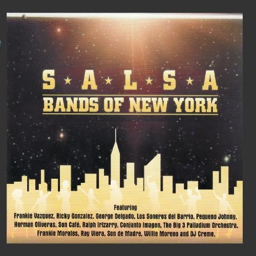 BANDS OF NEW YORK SALSA