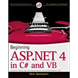 Beginning ASP.NET 4: In C# and Vb (Wrox Programmer to Programmer)by Imar Spaanjaars