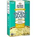 Ancient Harvest Organic Gluten Free Ancient Grains, Butter & Parmesan Blend, 4.8 Ounce (Pack Of 12)