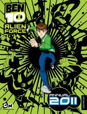 cartoon network 2011. Cartoon Network Ben 10 Annual