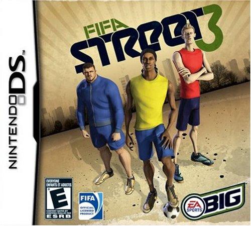 Fifa Street 3 - Nintendo DS - 1