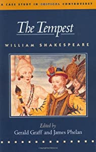 an analysis of the use of contrasts in the tempest by william shakespeare Nevertheless, shakespeare and cesaire use images of magic and witchcraft to  represent the contrast between prospero and caliban desire for knowledge and .