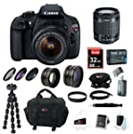 Canon EOS Rebel T5 DSLR Camera Kit wi...