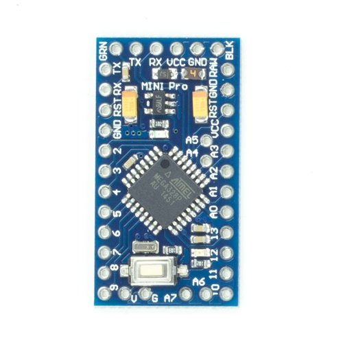 ePro Labs Arduino Pro Mini 3.3V  available at amazon for Rs.204