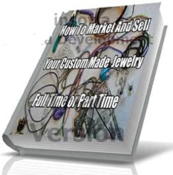 How to market and sell your custom made jewelry part time for Best selling jewelry on amazon