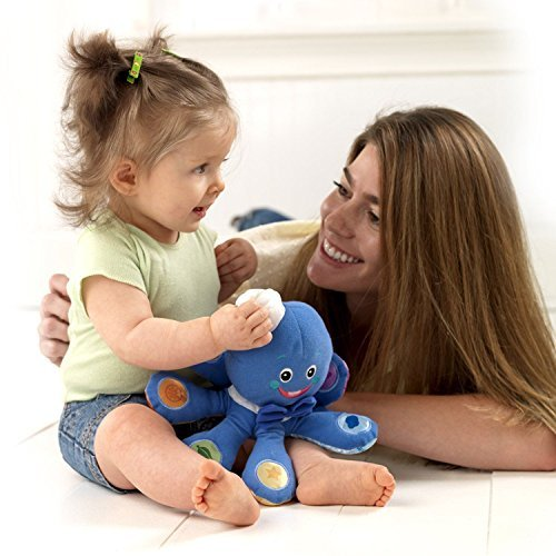 Baby Einstein Octoplush Octopus Language Melody Baby Infant Play Toy. - 1