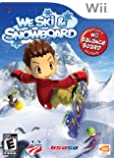 We Ski and Snowboard - Nintendo Wii