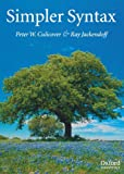 Simpler Syntax (0199271097) by Culicover, Peter W.