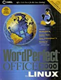 Corel WordPerfect Office 2000 for Linux (Academic)