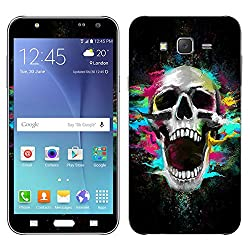 Theskinmantra SKull blast SKIN for Samsung Galaxy J5