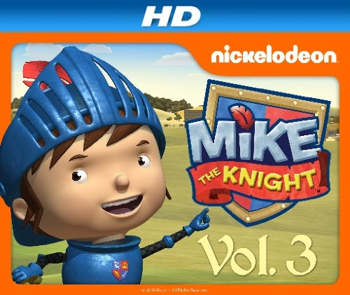 Mike The Knight And The Super Trebuchet/Mike The Knight And The King'S Play [Hd]