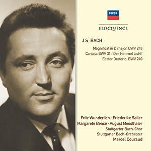 J.S. Bach: Magnificat / Cantata Bwv31 / Easter Oratorio