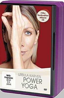 Power Yoga - Ursula Karven: Sonderedition mit Yoga Block