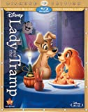 513gktYggtL. SL160  Lady and the Tramp (Three Disc Diamond Edition Blu ray/DVD + Digital Copy)
